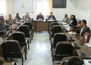 اولین جلسه عوامل اجرایی همایش و شورای سیاست گذاری