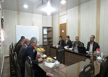اولین جلسه کمیته علمی