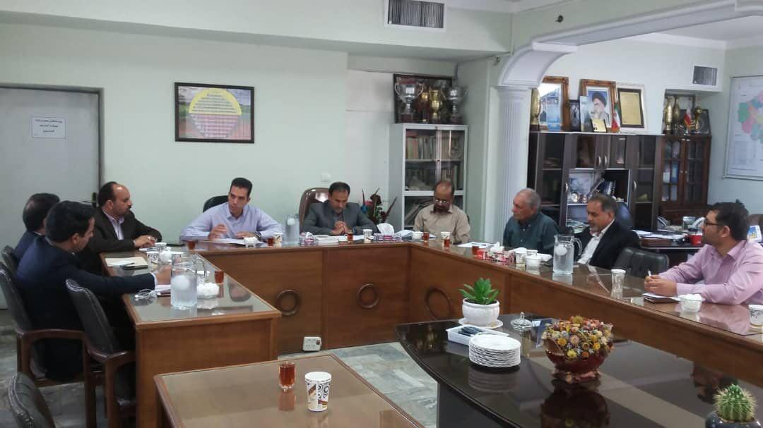جلسه هیئت رئیسه